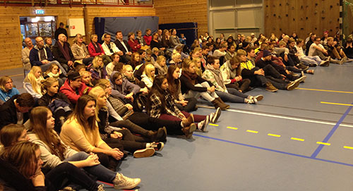 Global Dignity Day Tvedestrand